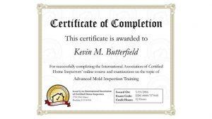 10.InterNachi - Advanced Mold Inspections